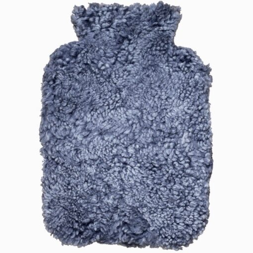 Bettflasche eisblau