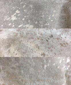 Kuhfell metallic