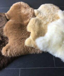 Lammfell aus Neuseeland
