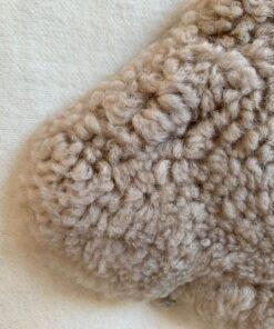 curly lammfell geschoren