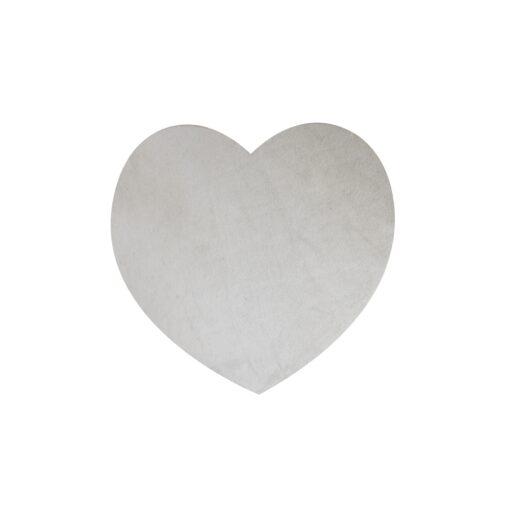 Glasuntersetzer Herz