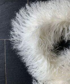 Schal tibetisches Lammfell